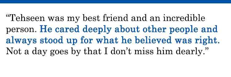 Nadheem Tehseen Quote