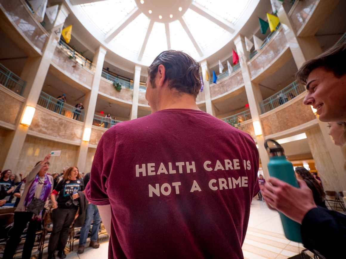 Health Care is Not a Crime