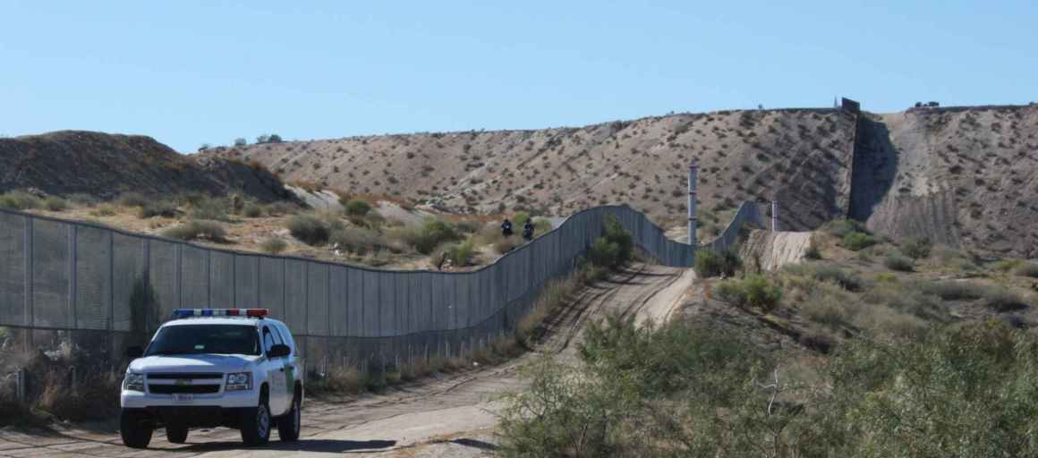 southern border