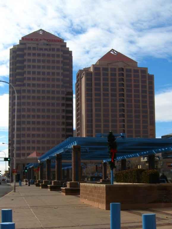 Albuquerque, NM by Ken Lund
