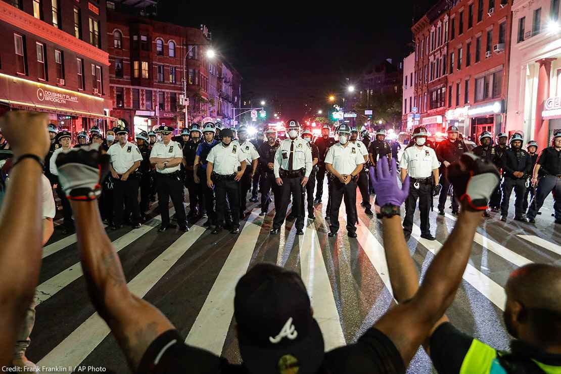 Reimagining the role of police