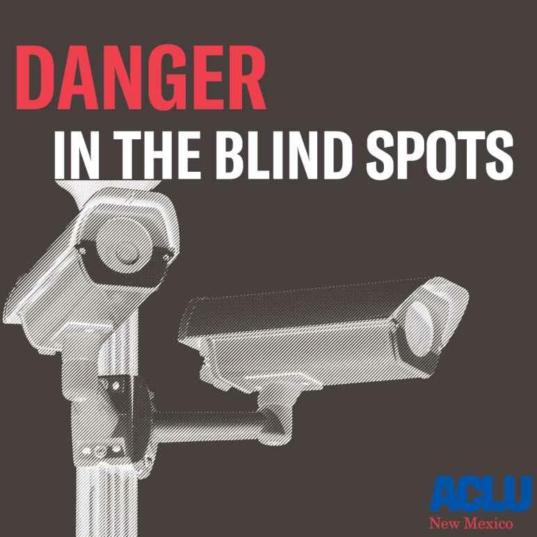 Danger in the blind spots