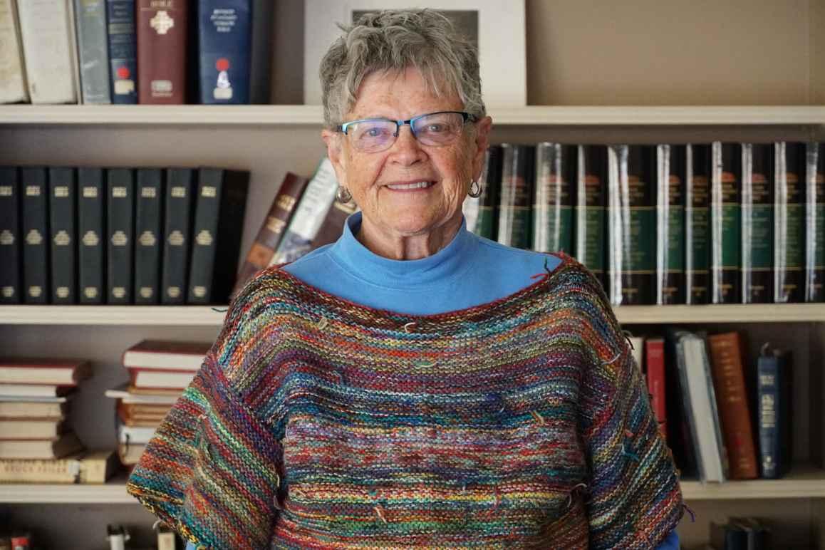 Rev. Liz McMaster