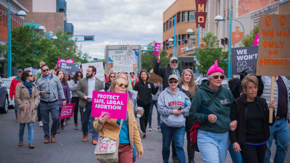Abortion bans are an act of violence