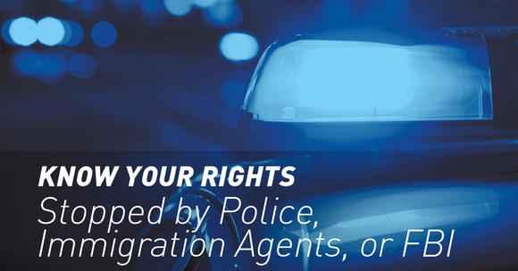 KYR police immigration and FBI