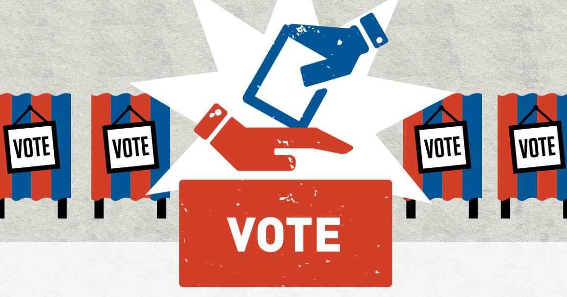 Stop voter fraud