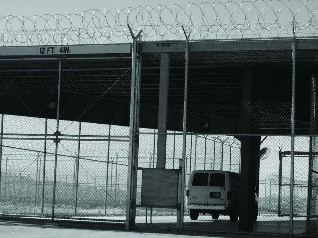Otero County Processing Center Photo