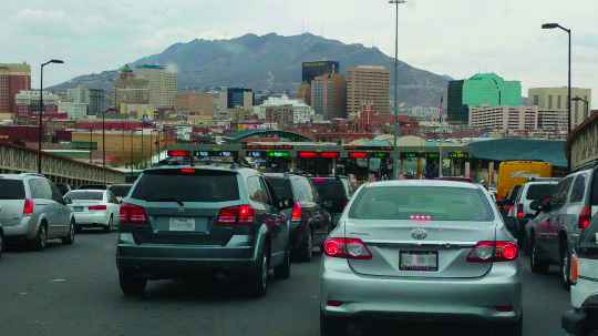 El Paso Port of Entry