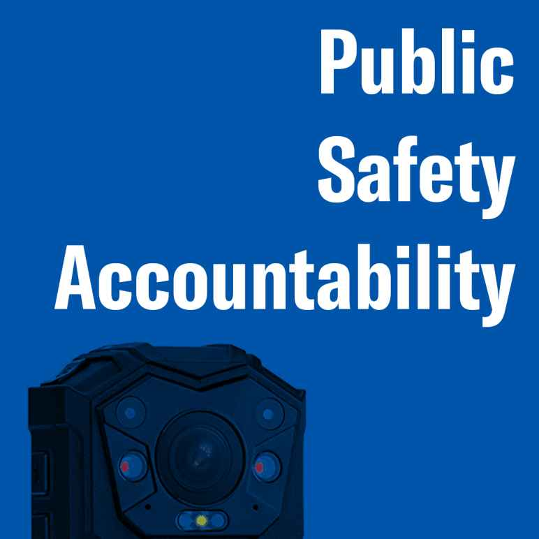 Public Safety Accountability Bill
