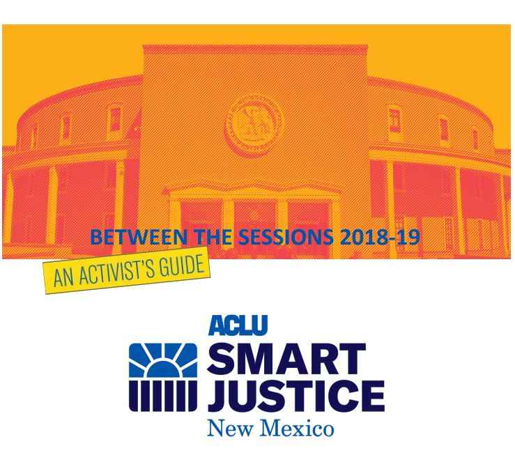 Smart Justice Interim Legislative Session Advocacy Guide