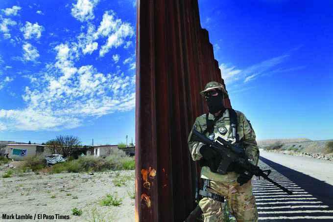 united constitutional patriots at the border