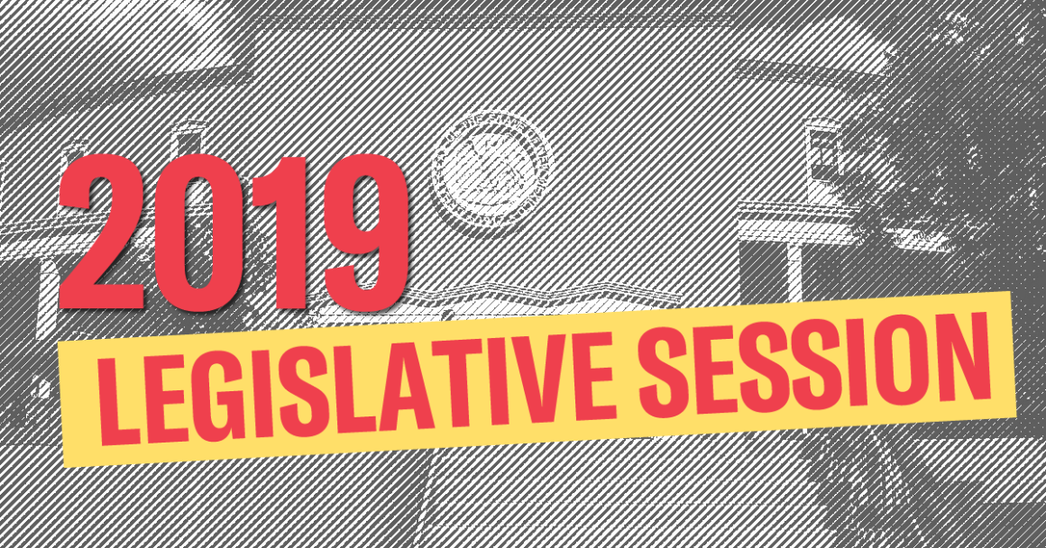 2019 Legislative Session