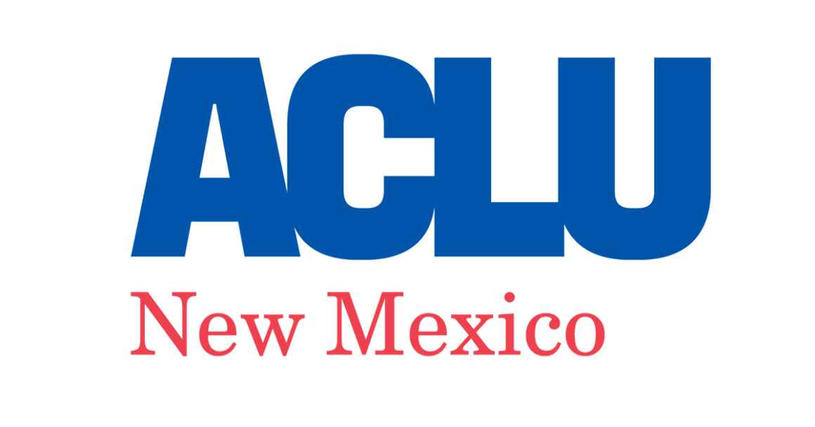 ACLU of NM Logo Carousel