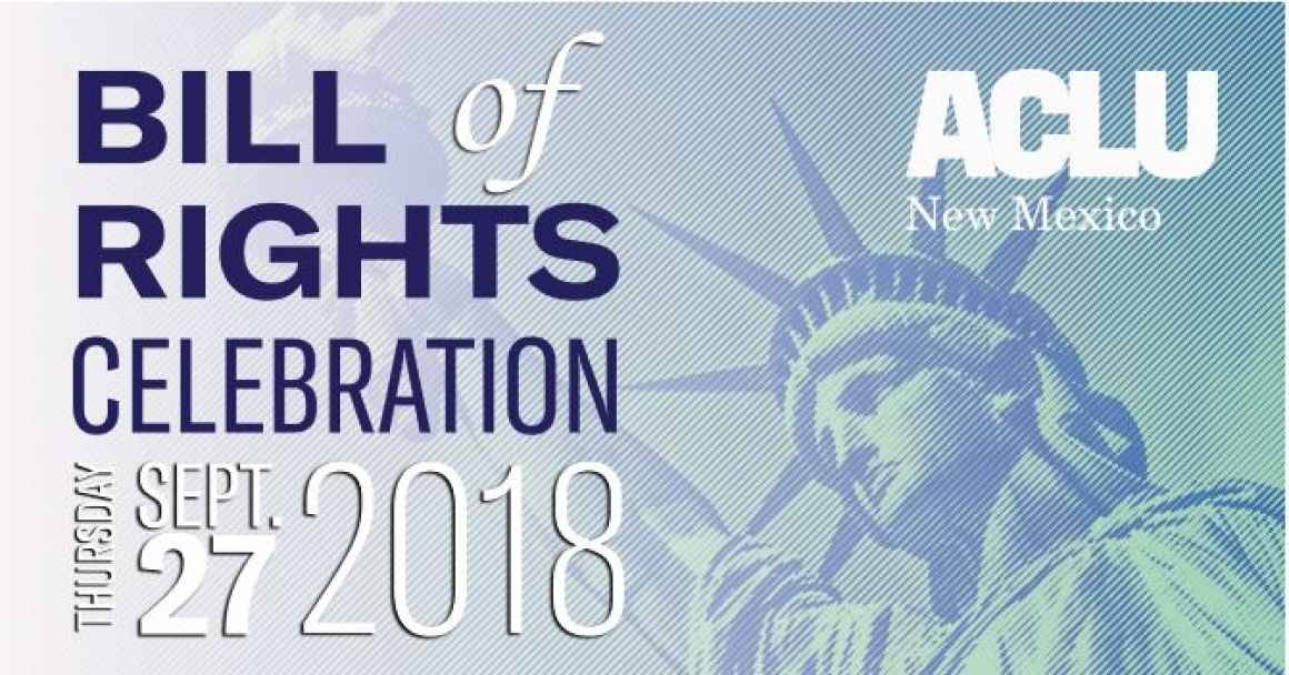 Bill of Rights Celebration 2018