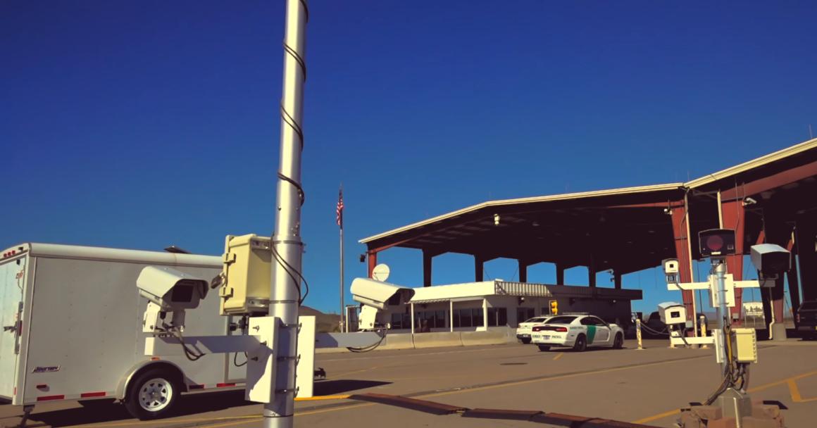 Border Checkpoint - Still