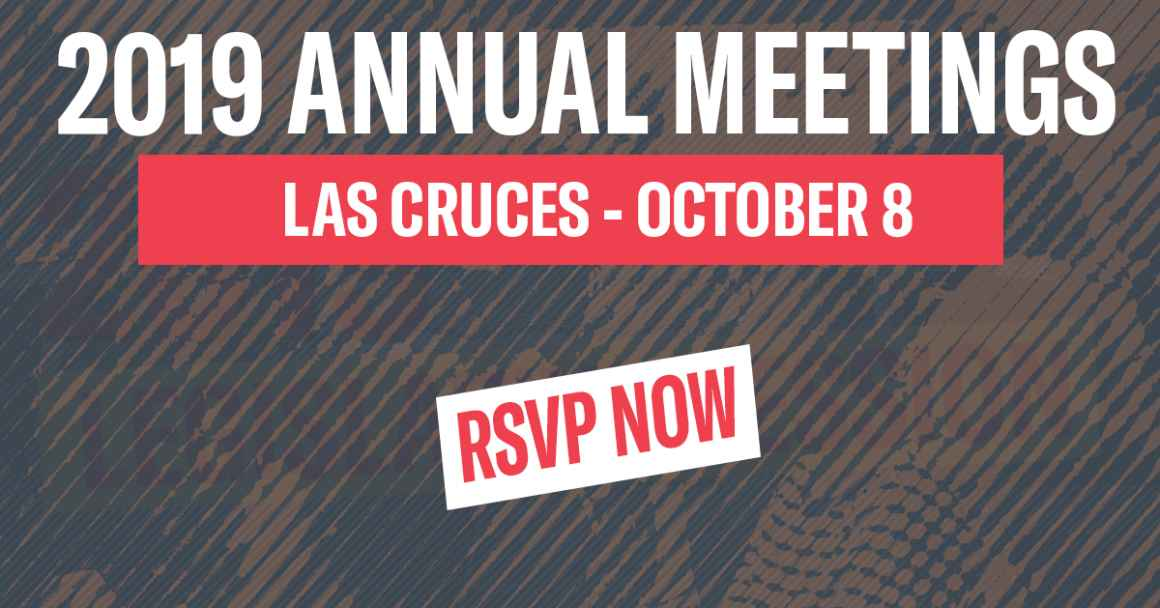 Las Cruces Annual Meeting Carousel